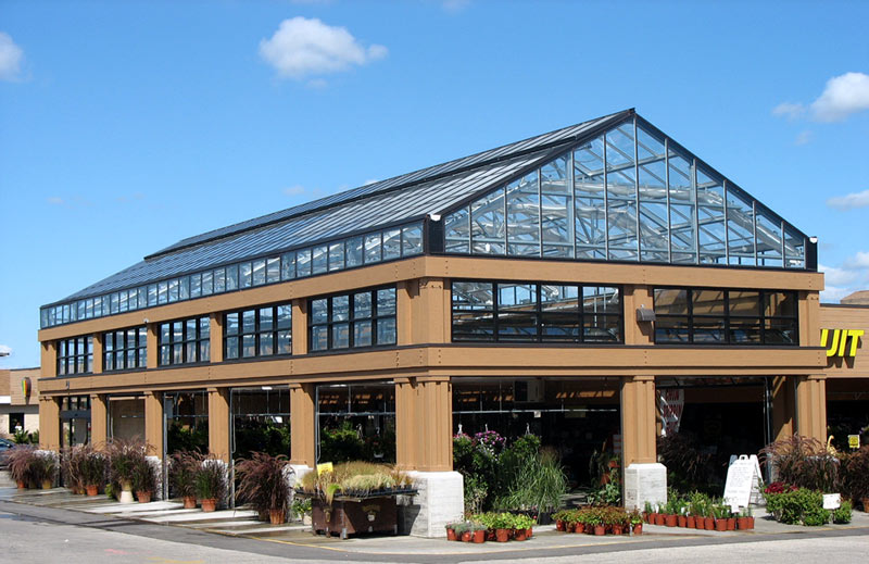 Greenhouse Glazing Systems : United greenhouse systems glass glazing system