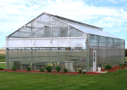 Ambassador Crown Greenhouse