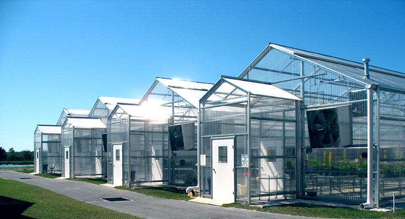 United Greenhouse Systems Ambassador Crown Greenhouse